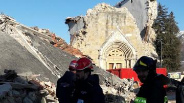 Ricostruzione post sisma: avviata la perimetrazione dei borghi storici