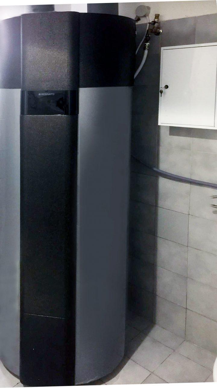 Pompa di calore Air Combo Pro