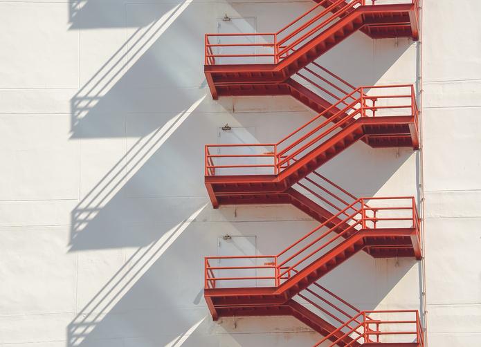 Progettazione Scale Normativa : Progettazione antincendio hotel con la fse il caso di un albergo