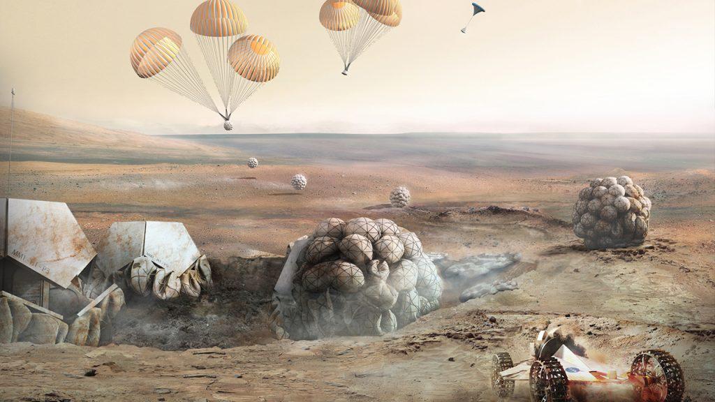 foster NASA