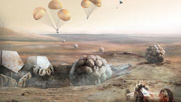 3D-Printed Habitat Challenge, un concorso per la conquista di Marte (e dello spazio)