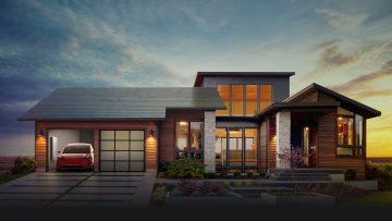 Solar Roof: la scommessa di Tesla sui tetti solari