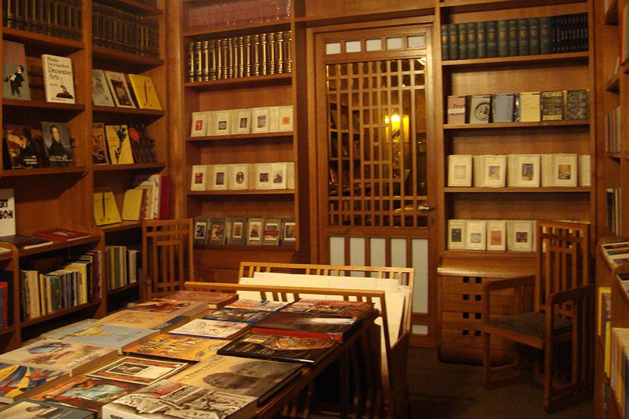 Libreria Novecento © Impressions Review
