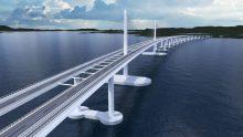 Ponte di Archimede: lo studio di fattibilità per l'attraversamento del Bjørnafjord