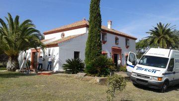 Consolidamento terreni di fondazione: un intervento a Zahara de la Sierra, in Spagna