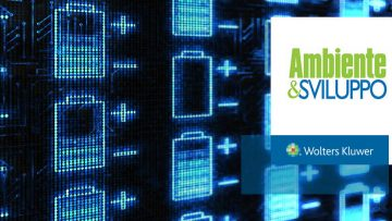 Sistemi accumulo energia elettrica: il GSE aggiorna le regole tecniche