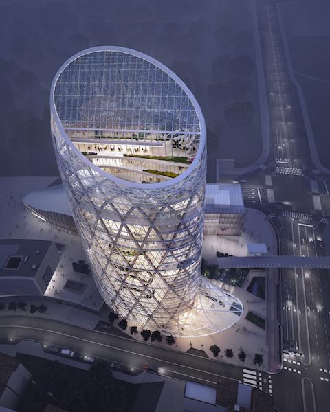 (per gentile concessione di MCA - Mario Cucinella Architects)