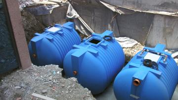 Sistema di recupero delle acque piovane: evitare sprechi è un imperativo per Redi
