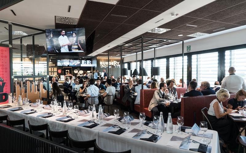 Inaugurazione Chef Express di Novara – 5 Luglio 2017 (fonte Chef Express/Iosa Ghini Associati)