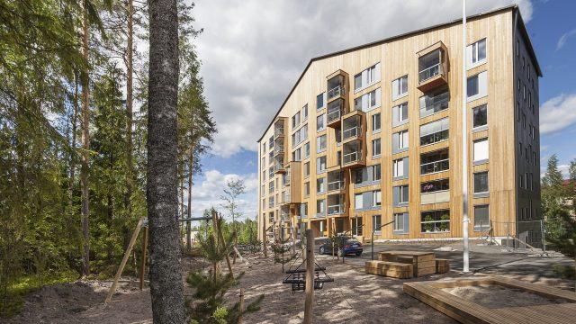 Edifici multipiano in legno: dieci record nel mondo e in Italia