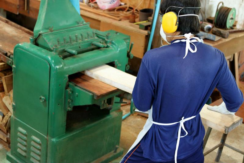 macchine per lavorazione legno_pialle