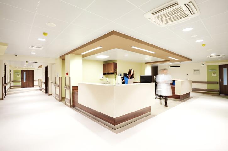 Come progettare la reception di un ufficio for Reception ufficio