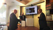 Edilizia antisismica: il Ministro delle Costruzioni cubano visita Nidyon®