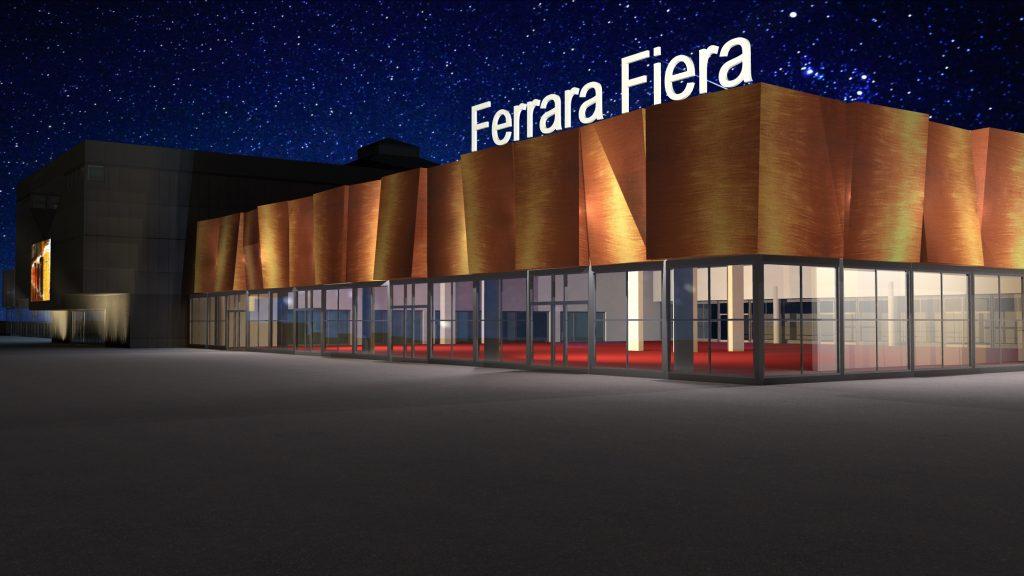 Ferrara Fiera_Rendering