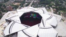 Il tetto retraibile più grande del mondo