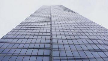 """Millennium Tower: la """"torre pendente"""" di San Francisco continua ad affondare"""