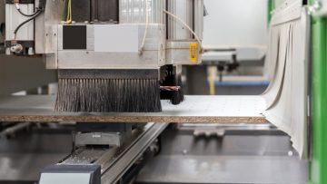Macchine e tecnologie per il legno: ottimo momento per l'industria italiana