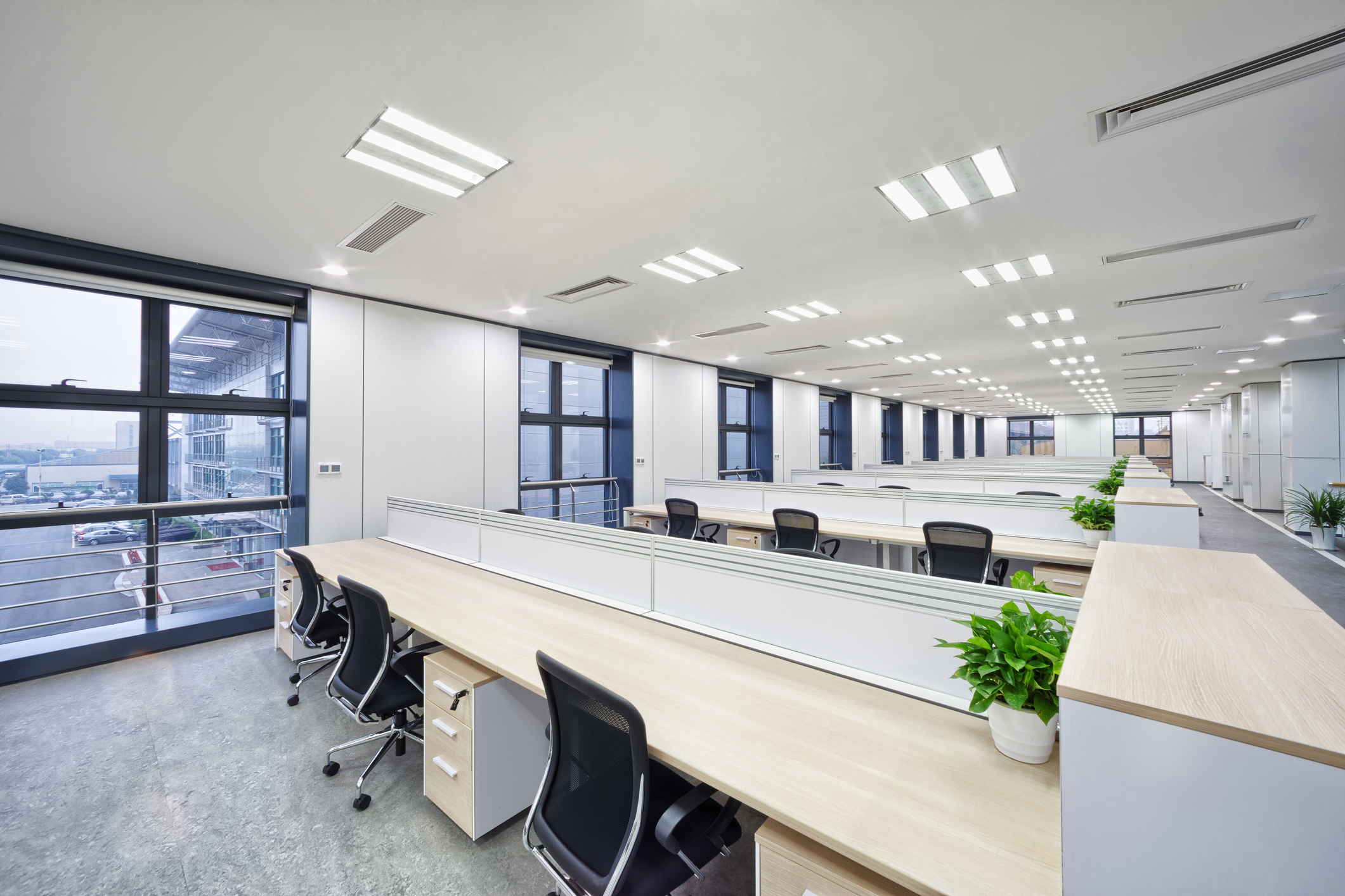 Illuminamento nei luoghi di lavoro e valutazione dei rischi