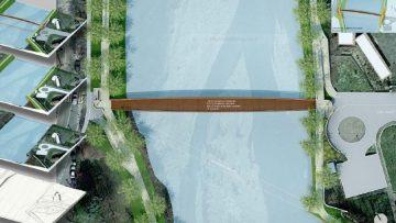 Per il ponte ciclopedonale di Parma il primo bando BIM d'Italia