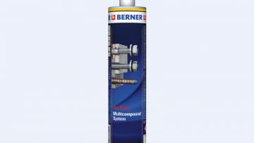 Ancoranti chimici MCS di Berner, la soluzione versatile per tutti i lavori di fissaggio