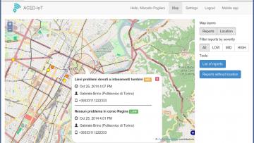 Alluvioni e inondazioni urbane: una app connetterà chi gestisce l'emergenza