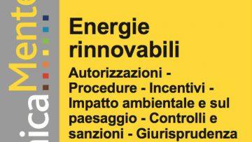 Energie rinnovabili: un nuovo strumento di lavoro