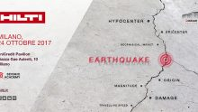 Seismic Academy 2017: la V edizione sarà all'Unicredit Pavilion