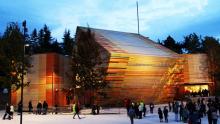 L'Auditorium del Parco a L'Aquila