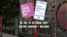 Digital e Social Media Marketing: è tempo di Mashable SMDay 2017