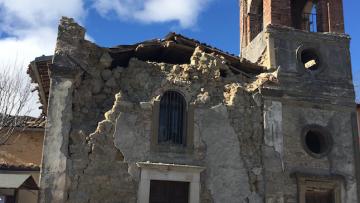 Ricostruzione Centro Italia: i fondi per edifici pubblici e patrimonio artistico culturale