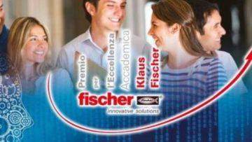 Premio Klaus Fischer per tesi di laurea: via alle iscrizioni per l'edizione 2017