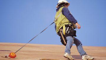 Solai, coperture e altri lavori speciali: guida alla sicurezza