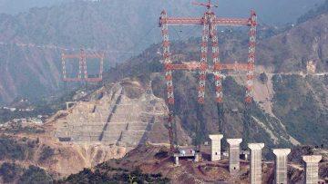 Il ponte ferroviario più alto del mondo sarà in India