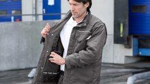 Le giacche antintemperie Mewa proteggono da freddo e umidità