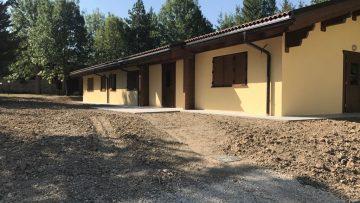 L'asilo antisismico in legno di Pieve Torina