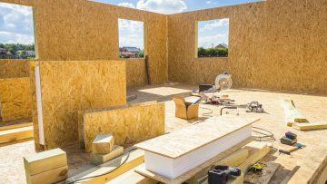 Case prefabbricate in edilizia libera dopo un'emergenza