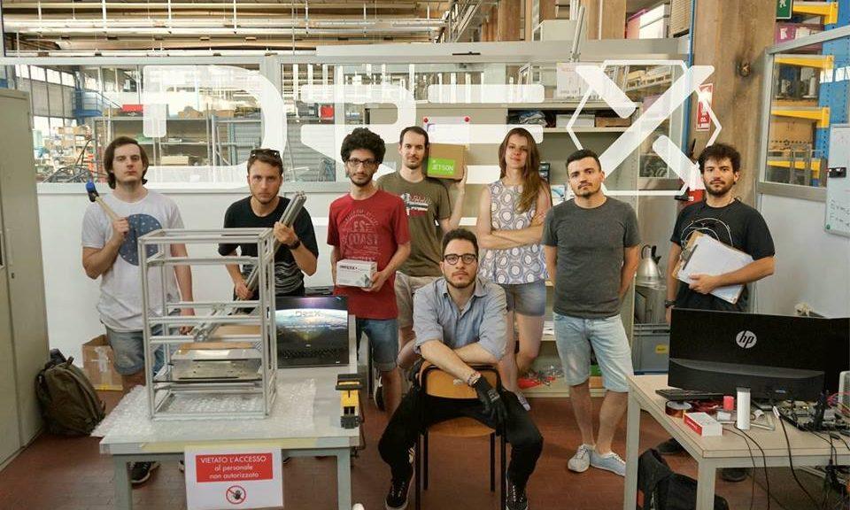 Il team del progetto Drex