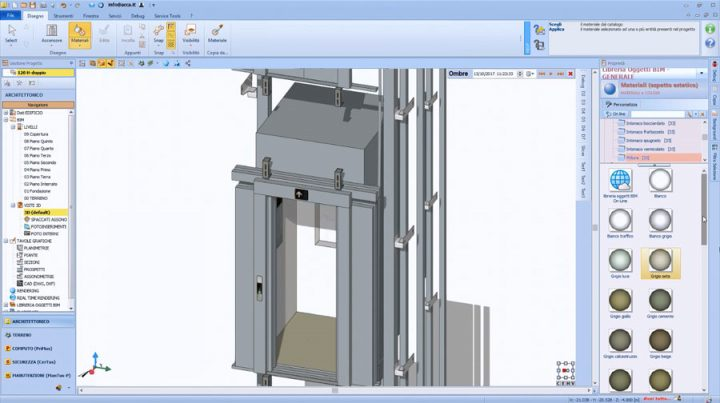 Funzionalità di Edificius X: la modellazione impiantistica MEP per cui verrà rilasciato anche un software specifico che si chiamerà Edificius-MEP