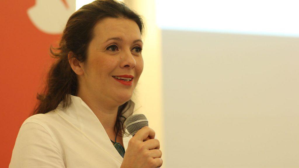 Elena Stoppioni, Presidente Federazione Cdo Edilizia della Compagnia delle Opere