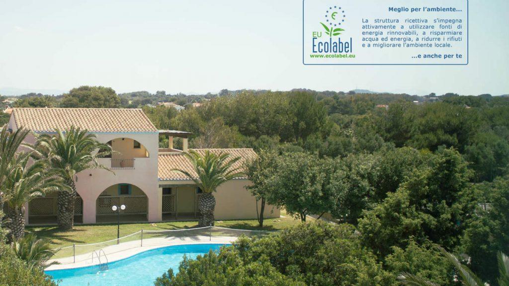 Certificazione Ecolabel per hotel: il Luci del Faro in Sardegna, un esempio di Hotel certificato Ecolabel