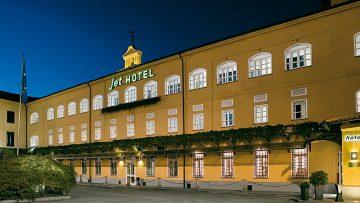 Sistemi di climatizzazione: i nuovi impianti idronici del Jet Hotel di Caselle