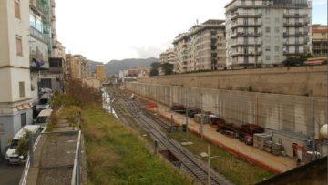 Palermo-Monreale, dalla ferrovia dismessa una pista ciclabile: il concorso
