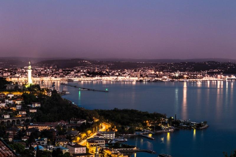 La città di Trieste