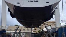 La barca a vela barese in fibra di carbonio va ad Honk Kong