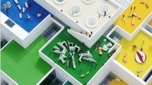 LEGO House di BIG: il focus completo sulle strutture