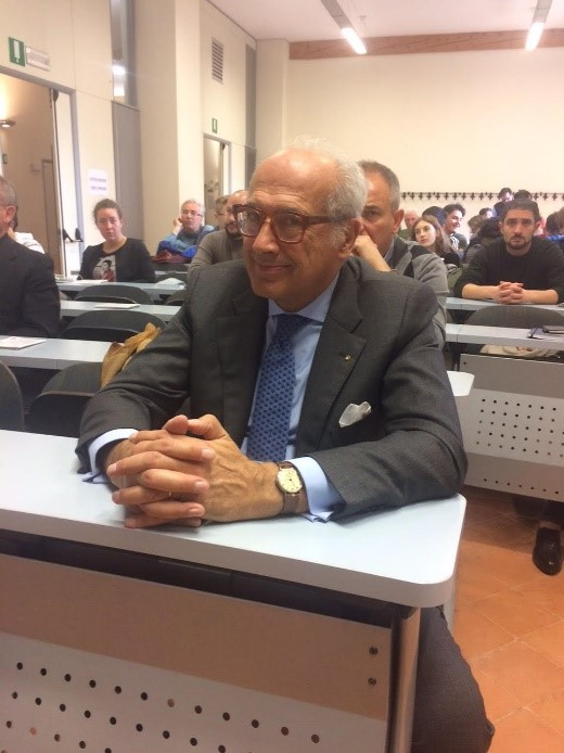 Rettore Unimore, Angelo Andrisano