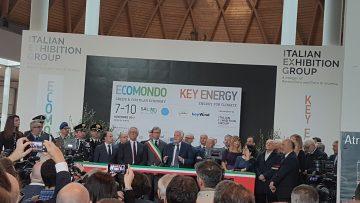 Ecomondo 2017, Galletti: il futuro economico dipende dalle buone pratiche ambientali
