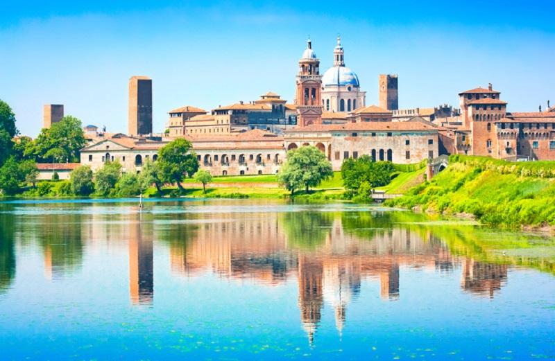 La città di Mantova, prima in Italia secondo i dati di Ecosistema Urbano 2017