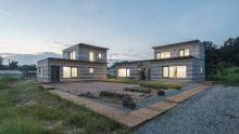 Nuovi materiali al confine tra ingegneria, architettura ed arte: la Stratum House