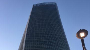 Torre Generali di CityLife a Milano: le immagini del grattacielo quasi completo